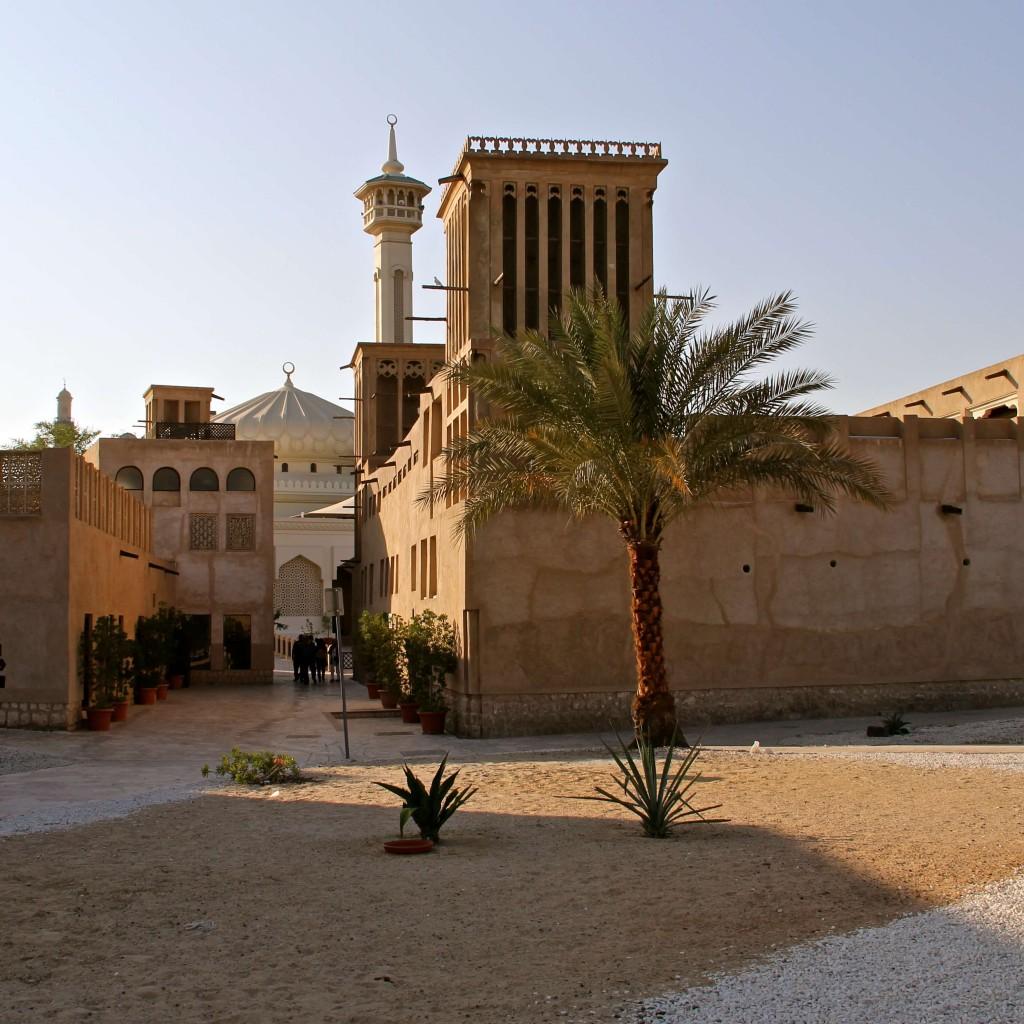O tradicional Al Bastakiya