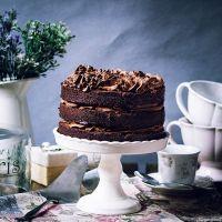 Tarta de Chocolate. Receta Fácil
