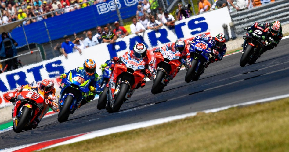 MotoGP vs WorldSBK