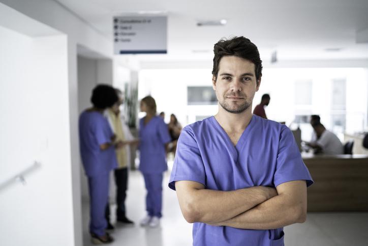 Médico saúde mental