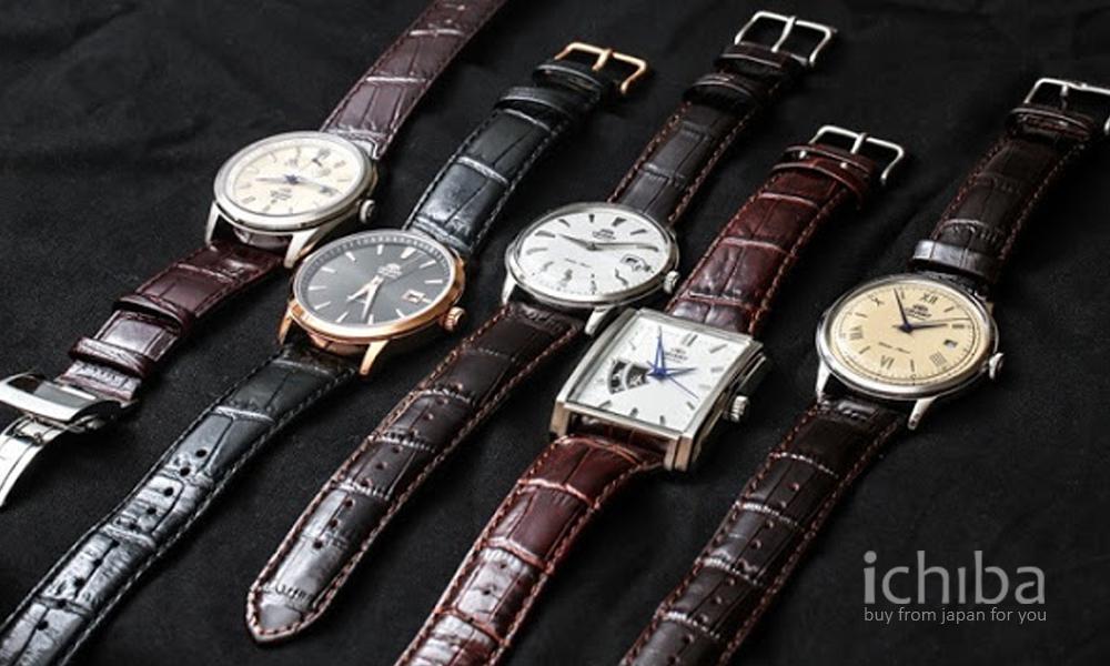 đấu giá đồng hồ trên yahoo auction