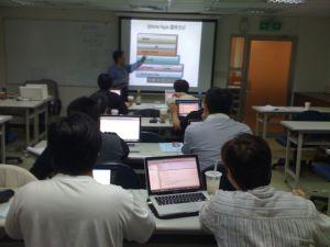 2010年最後兩梯 iPhone程式設計課程圓滿結束!