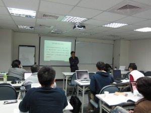 Objective-C課程上課實況!