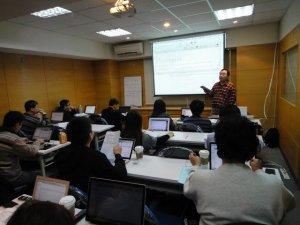 第一季iPhone APP開發入門班課程圓滿結束!