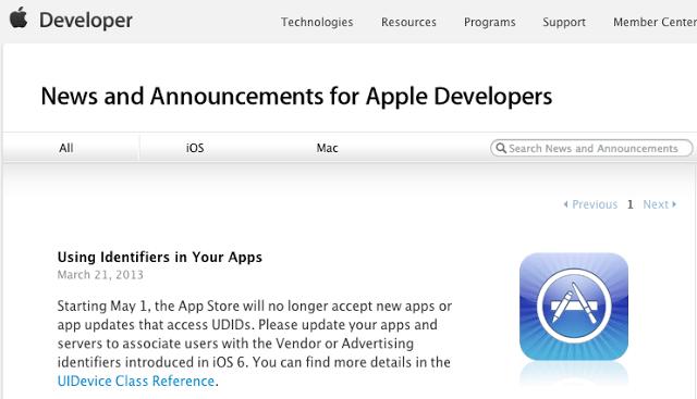 影響你的iOS Apps上架的兩個重大消息