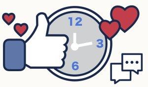 什麼時間在Facebook發文可以達到最佳效果?