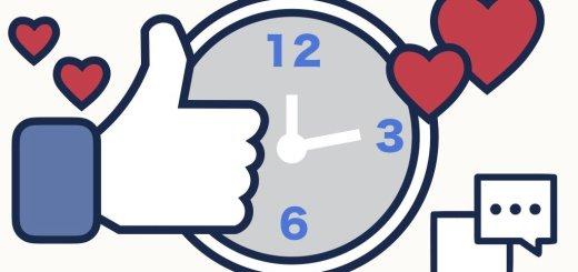 臉書發文最佳時間