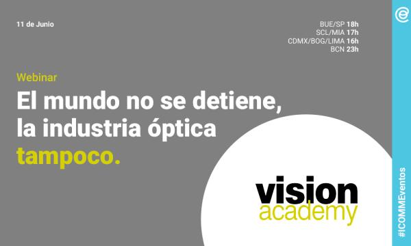 Webinar Vision Academy icomm
