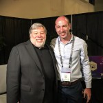 Litvac. Steve Wozniak #eRetail Miami