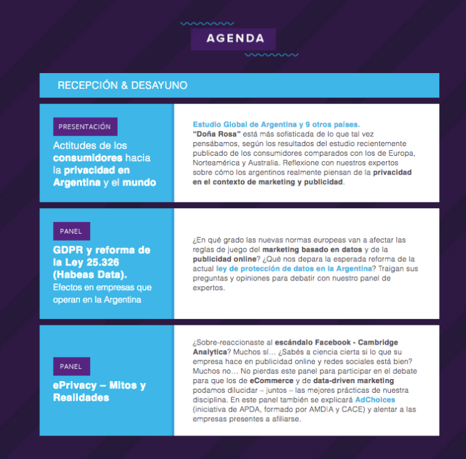 ICOMMKT Agenda Seminario