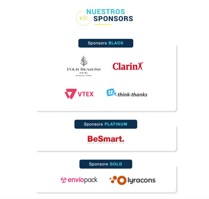 ICOMM Sponsors