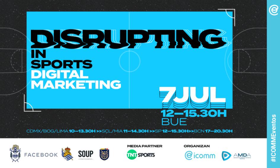 icomm sport digital marketing
