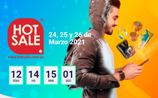 Hot Sale Colombia 2021