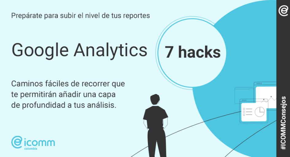 7 hacks de google analytics