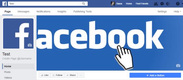 Какой должна быть обложка для фейсбука, чтобы привлечь ...