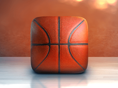 http://dribbble.com/shots/579674-Basketball-Icon