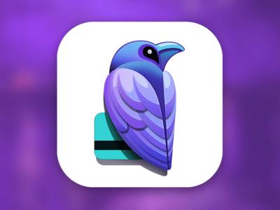 https://dribbble.com/shots/1385403-Raven-App-Icon-PSD