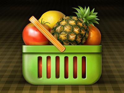 https://dribbble.com/shots/719653-Best-Shopping-List-Application-Icon