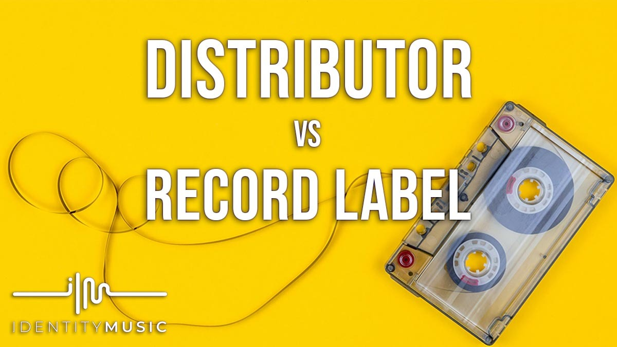 Distributor and Label: What's what?