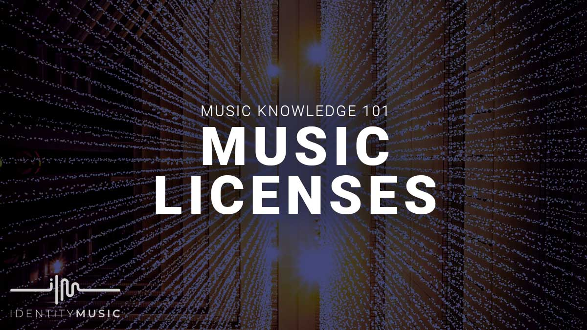 Music Licensing for Artists 101
