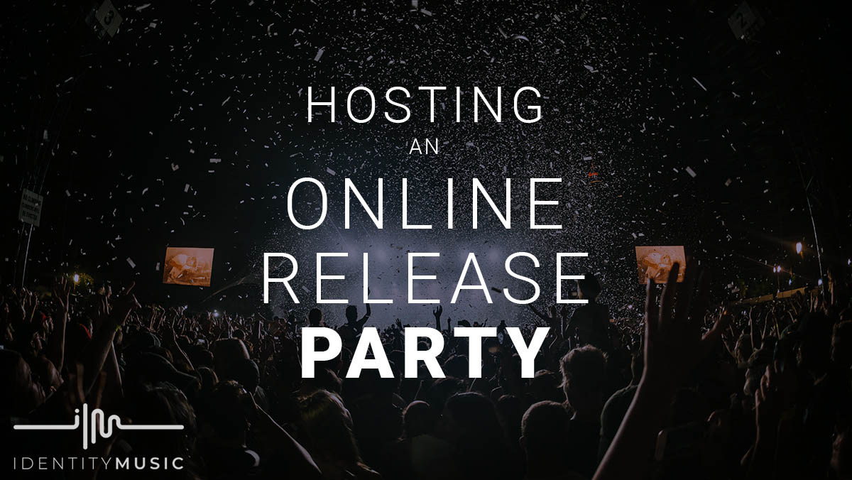 Hosting An Online Release Party