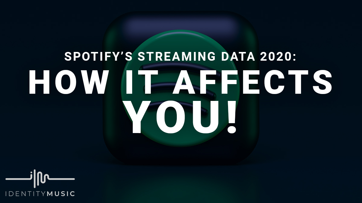 Spotify Streaming Data 2020: How It Affects You