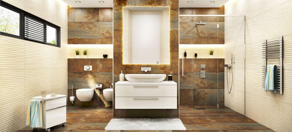 7 inspirations pour salle de bain