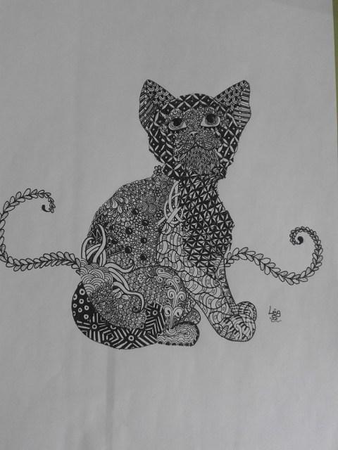 Gato Lea