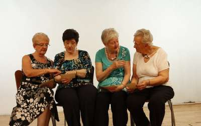 Interview: Exploring stereotypes about older people