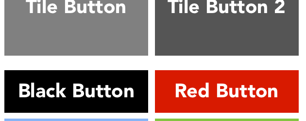 Flat Buttons – An iOS Control for a Flat UI – Dev Notes
