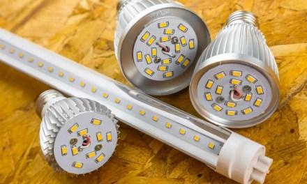 Saiba como instalar uma lâmpada tubular de led