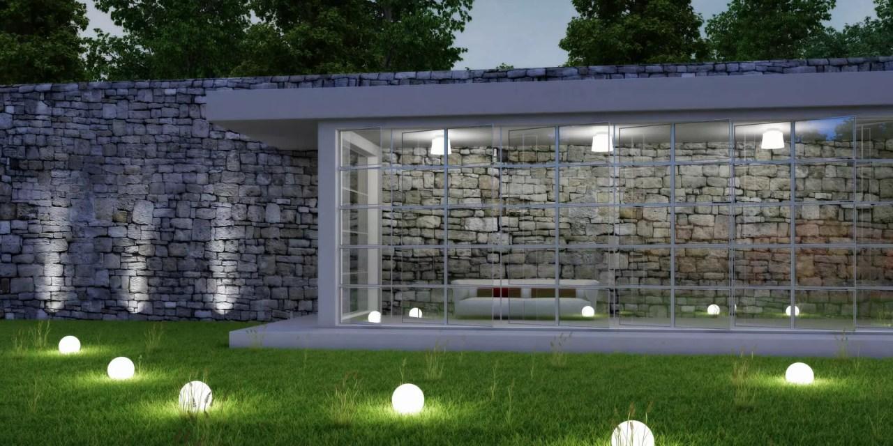 Iluminação de jardim externo: confira estas 6 dicas para ter sucesso!