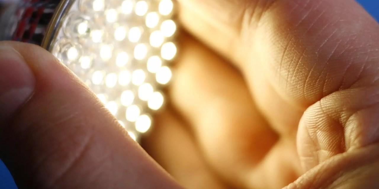 Luz de LED prejudica a visão? 6 dicas para usar corretamente!