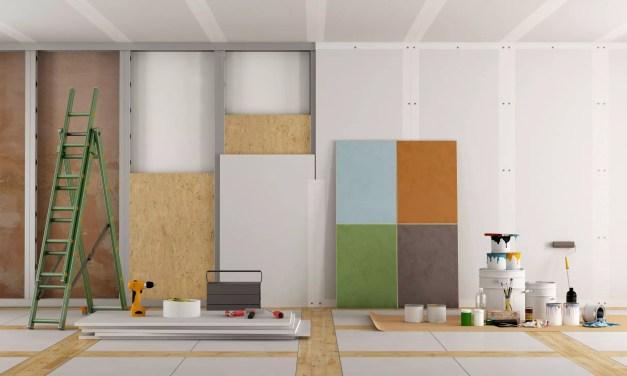 Drywall: entenda o que é e quais as principais vantagens de utilizá-lo