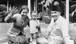 keluarga-soekarno