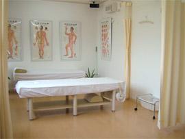 鍼灸院・治療室