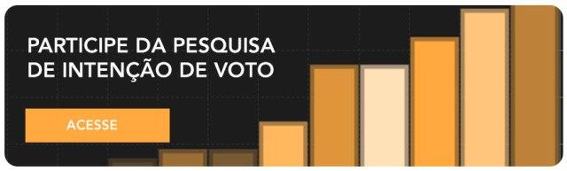 pesquisa de intenção de voto