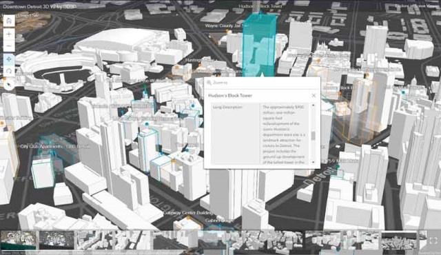 novo desenvolvimento urbano com mapas 3D - imagem 4