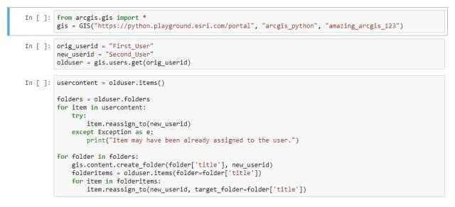 Principais conceitos do ArcGIS API for Python, parte 1: Python, APIs e REST - imagem 2