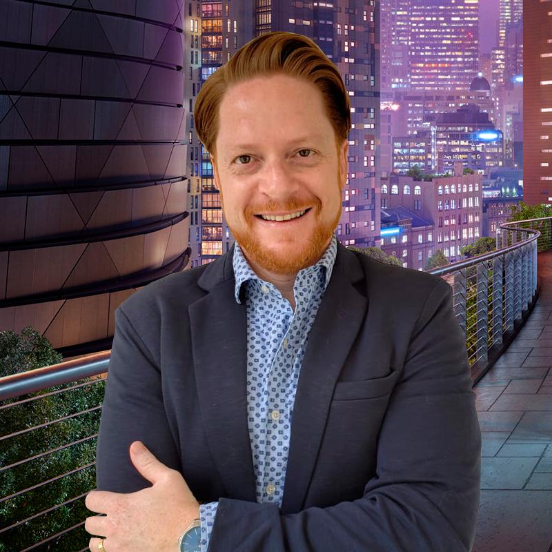 Felipe Seabra - Gerente de Marketing - Imagem Esri - Autor Portal GEO