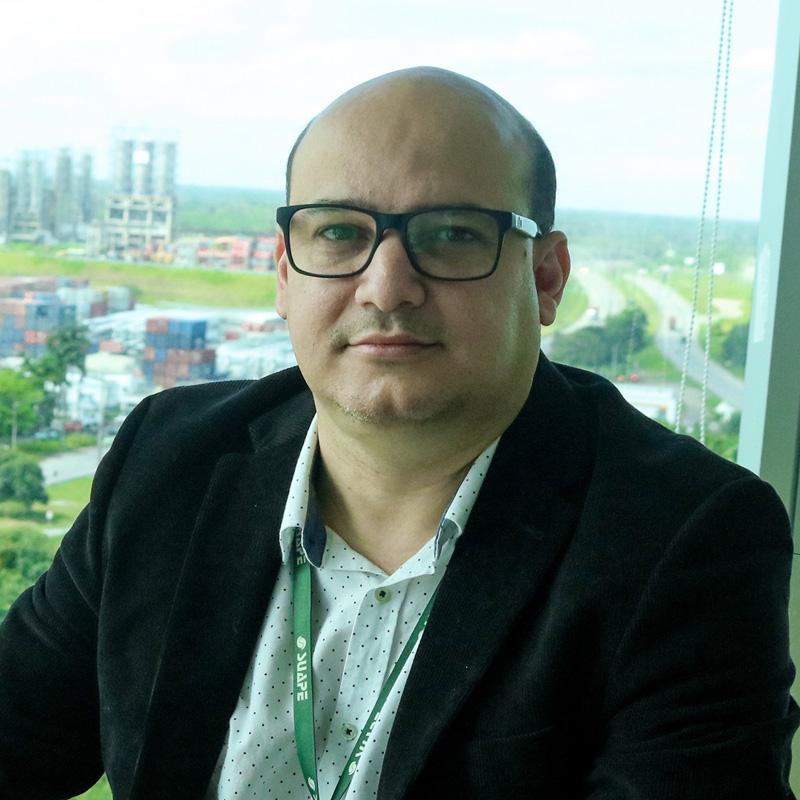 José Gleidson Dantas - Coordenador de Informações Territoriais do Complexo Portuário de Suape - Guest Post no Portal GEO
