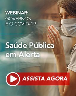 Webinar: Saúde pública em alerta