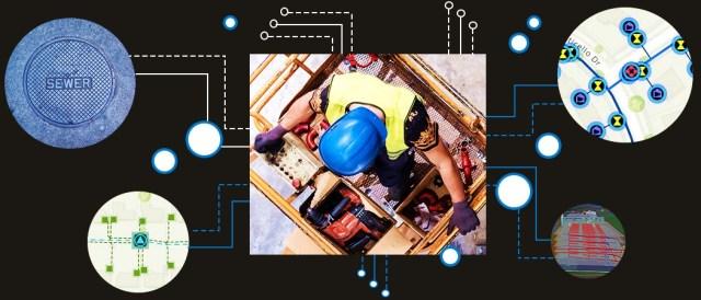 Utility Network aplicado nos setores elétrico e saneamento - imagem 1