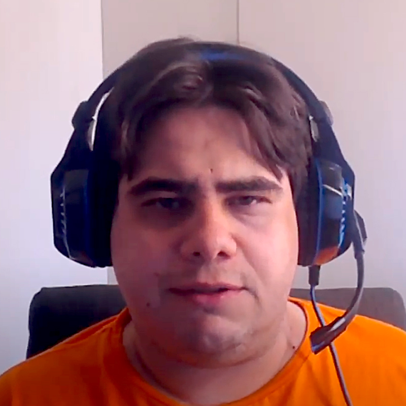 Vitor Zanetti - Cientista de Dados - Imagem Esri - Autor do Portal GEO