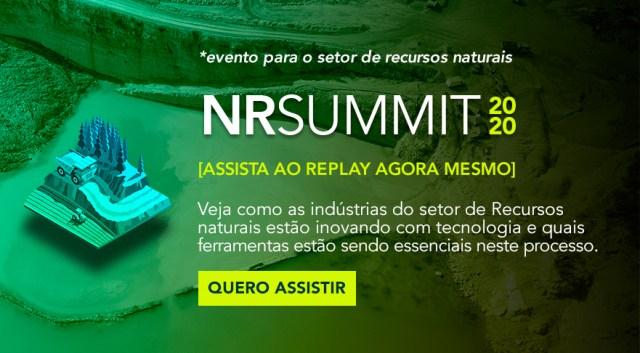 Natural Resources Summit 2020 - faça a sua inscrição