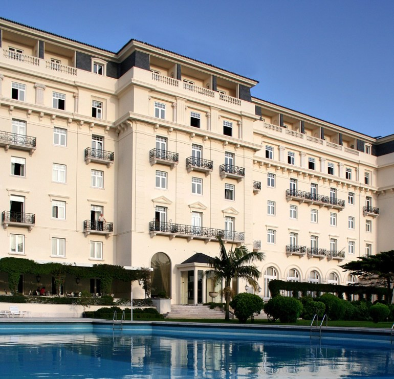 Hotel Palácio, Estoril - Lisboa