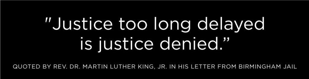 justicedelayed