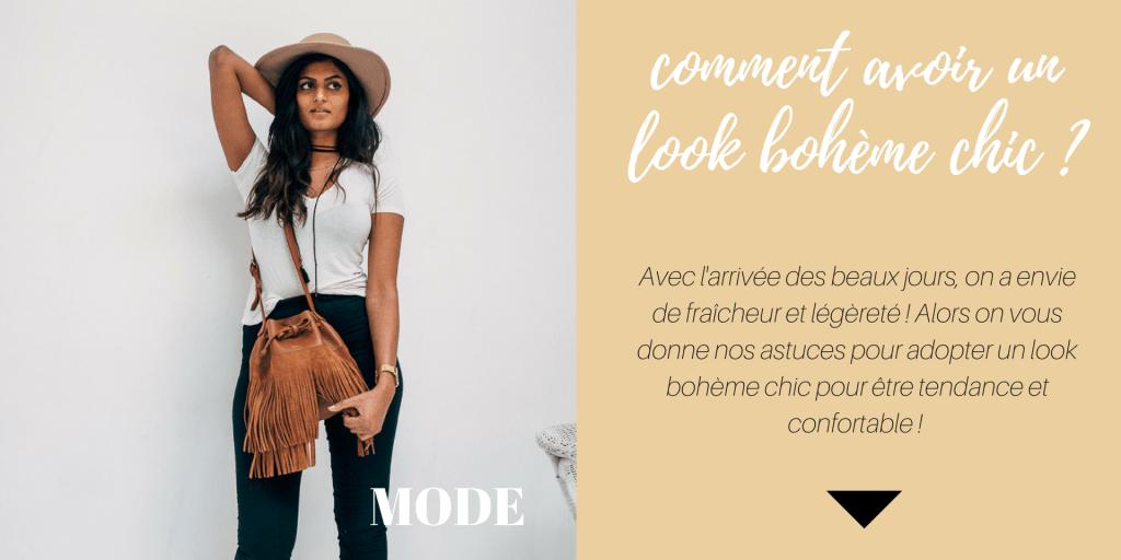 découvrir les dernières tendances disponible mignonne Comment avoir un look bohème chic ?