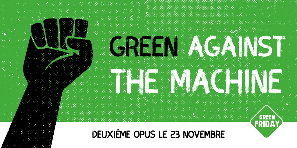 Green Friday la mode ethique s'organise contre le black friday