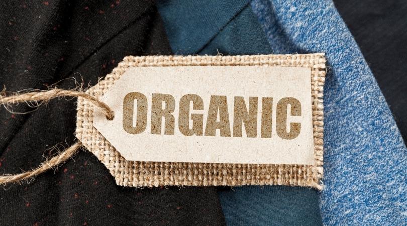 etiquette de vêtement éthique label organic